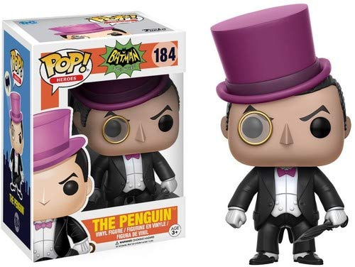 Funko POP Heroes DC Heroes Penguin Action Figure ()