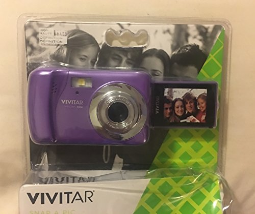 Vivitar-Digital-Camera-VXX14-20-Mega-Pixel- Purple