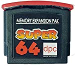Nintendo 64 N64 Replacement Memory Expansion Pak Super 64 Woodi ***Brand New*** (Third Party) by Flip Jeux Video Inc.