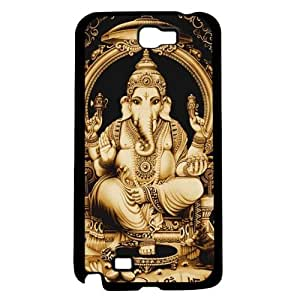 Vinayaka Elephant Hard Snap on Case (Galaxy Note 2 II)