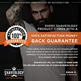 Natural Pre Shave Oil for Men – 2 Full OZ