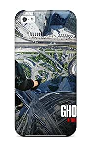 First-class Case Cover For Iphone 5c Dual Protection Cover Mi4 Ghost Protocol