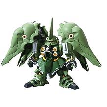 SD Gundam BB Warriors NZ-666 Kshatriya model kit (japan import)