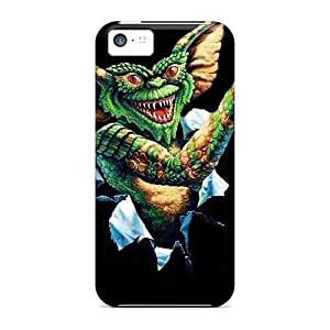 New Premium AlexandraWiebe Gremlin Skin Cases Covers Excellent Fitted For Iphone 5c