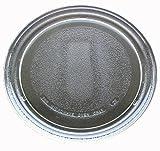 ": Sunbeam Microwave Glass Turntable Plate / Tray 9 3/4"""