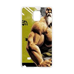 Samsung Galaxy Note 4 N9100 Phone Case Street fighter B8U8978808