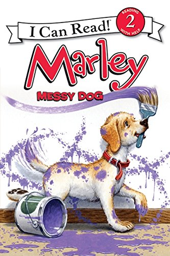 Marley: Messy Dog (I Can Read Level - Level Interior
