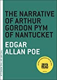 Image of The Narrative of Arthur Gordon Pym of Nantucket (The Art of the Novella)