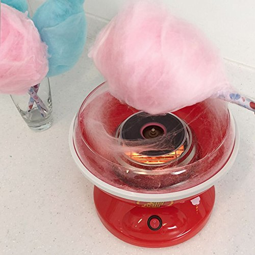 jelly belly cotton candy machine instructions