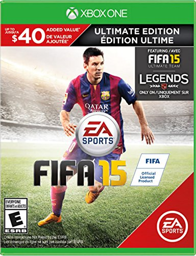 xbox one console with fifa 15 - 3