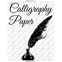 Calligraphy Paper: 150 large sheet pad, perfect calligraphy practice paper and workbook for lettering artist and lettering for beginners