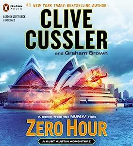 Zero Hour Hörbuch