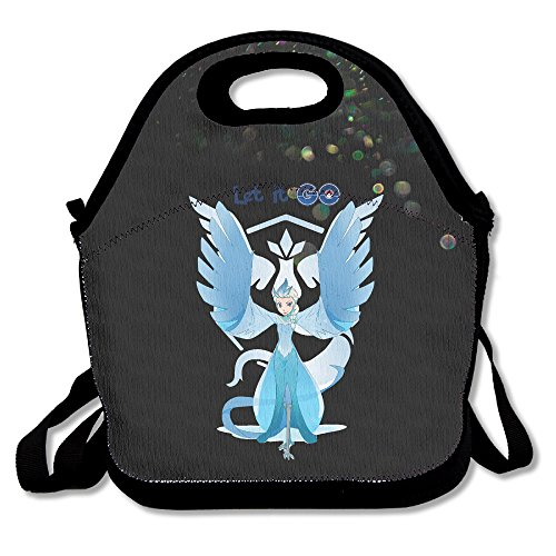 Bakeiy Let It Go Frozen Lunch Tote Bag Lunch Box Neoprene Tote For Kids And Adults For Travel And Picnic - Baton Macys Rouge