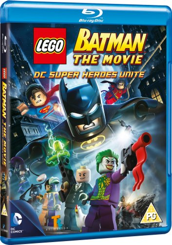 Lego Batman [Blu-ray] at Gotham City Store