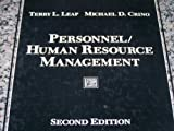 Personnel-Human Resource Management, Leap, Terry L. and Crino, Michael D., 0023685212