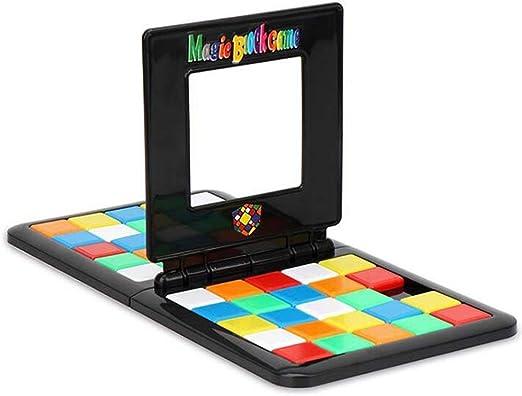 ZCBYBT Color Battle Puzzle, Juegos de Mesa interactivos para ...