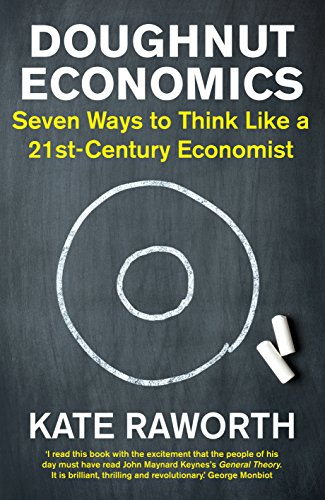 Amazon doughnut economics seven ways to think like a 21st doughnut economics seven ways to think like a 21st century economist by raworth fandeluxe Choice Image