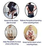 Travel Shoe Horn for Men, Women - Portable 6 Inch
