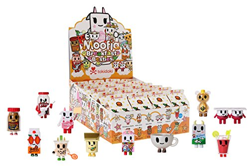 Tokidoki Moofia Breakfast Besties Blind Box Mini Vinyl