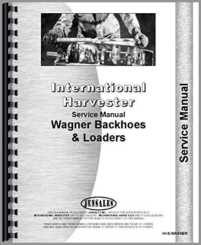 International Harvester 140 Wagner Loaders Service for sale  Delivered anywhere in USA