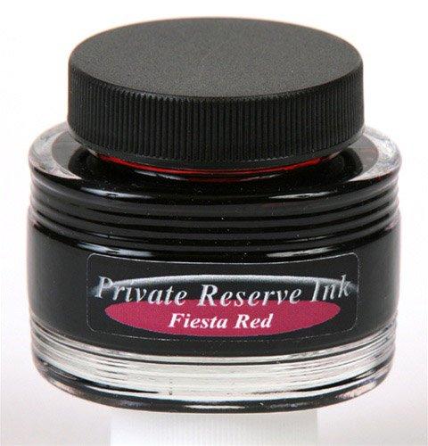 (Fountain Pen Ink Bottle - Fiesta Red)