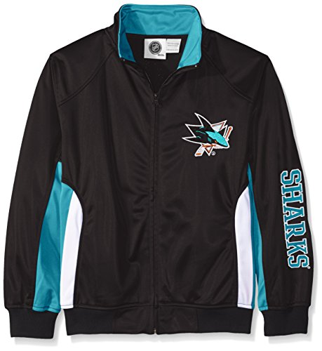 San jose sharks leather jacket