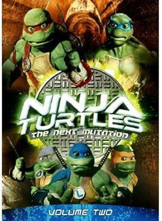 Ninja Turtles: The Next Mutation 2 Reino Unido DVD: Amazon ...