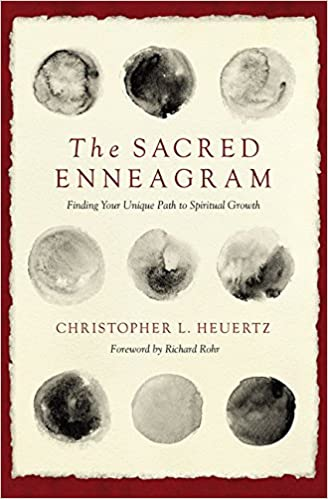 Image result for the sacred enneagram book cover
