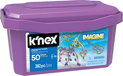 K'NEX Imagination Makers Building Set (382 Piece)