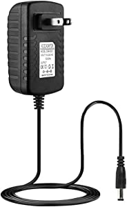 QKKE AC Adapter Charger for Insignia IS-PD040922 Portable DVD Power Cord Cable Mains