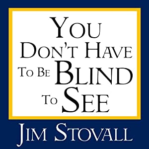 You Don't Have to Be Blind to See Audiobook