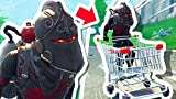 Clip: FORTNITE SHOPPING CARTS!!!
