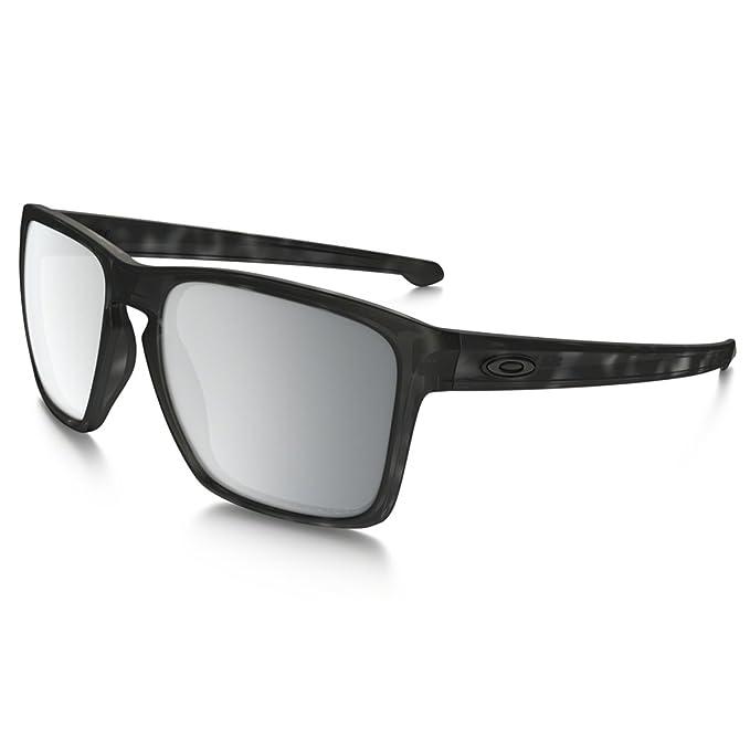 d4e5a6ff292 Oakley Mens Sliver XL Asian Fit Polarized Sunglasses
