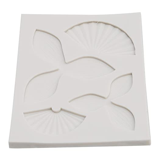ODN molde de silicona Fondant molde decoración de pasteles ...