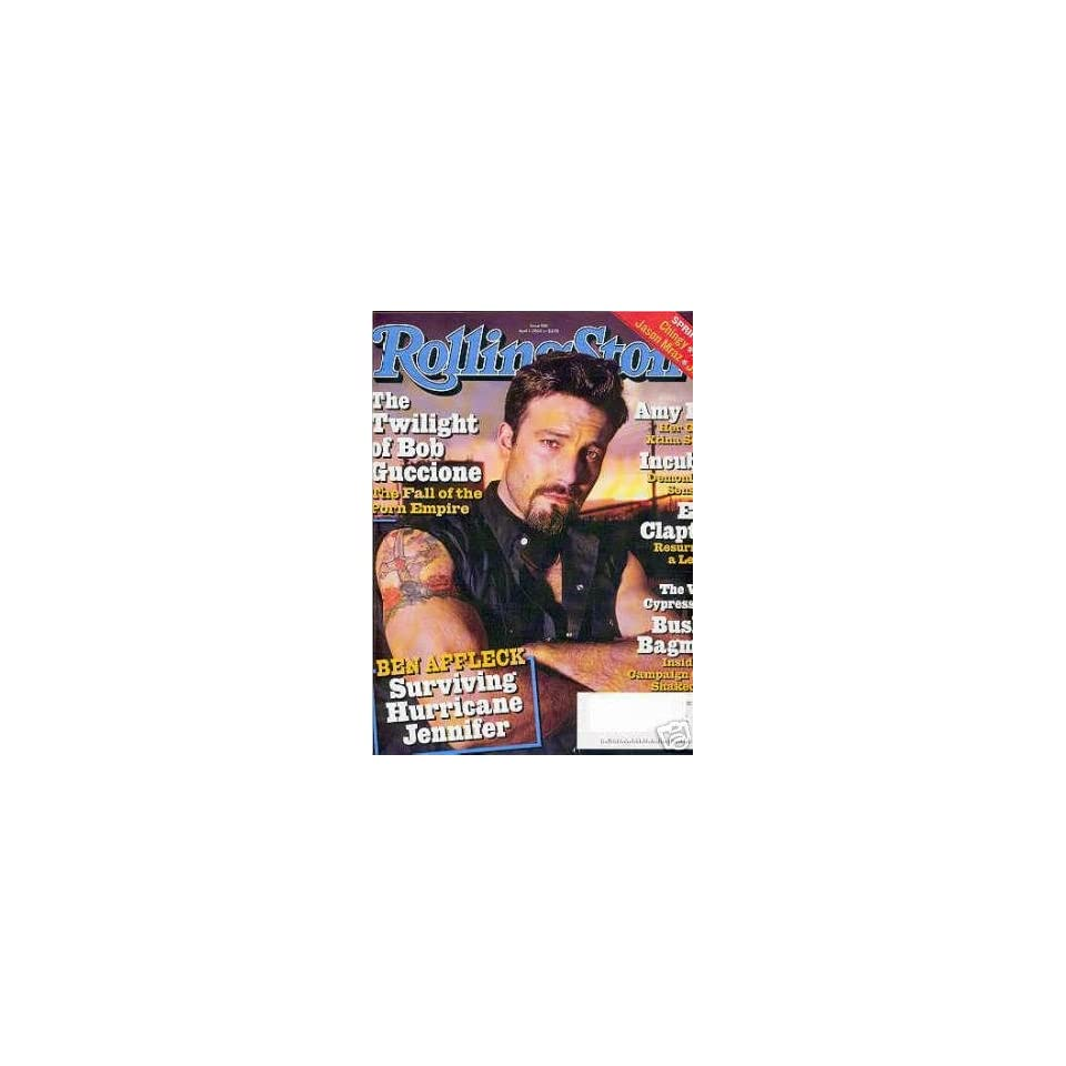 ROLLING STONE MAGAZINE # 945   BEN AFFLECK ISSUE APRIL 1ST 2004