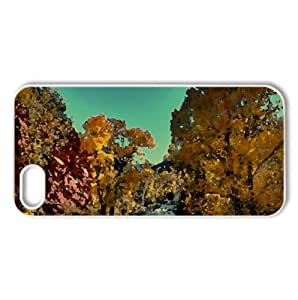 River Nature 24 Watercolor style Cover iPhone 5 and 5S Case (Rivers Watercolor style Cover iPhone 5 and 5S Case)