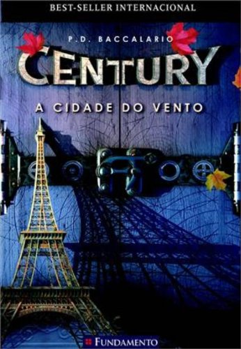 A Cidade do Vento - Volume 3. Série Century