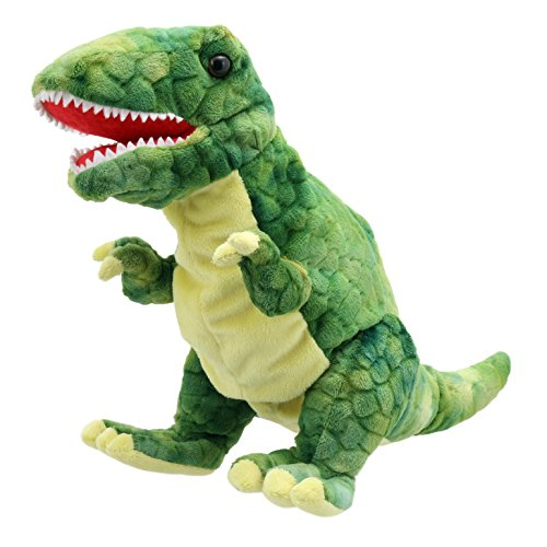 The Puppet Company Baby T-Rex Dinosaur Hand Puppet