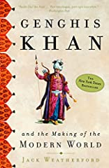 New York Times Bestseller • The startling true history of how one extraordinary man from a remote cornerof the world created an empire that led the world into the modern age.The Mongol army led by Genghis Khan subjugated more lands and people...