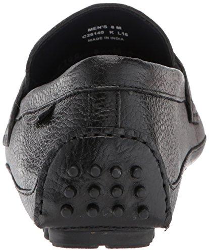 Black Haan Provincetown BIT Cole Driver Men's II Pebbled Loafer a0wRadSqx