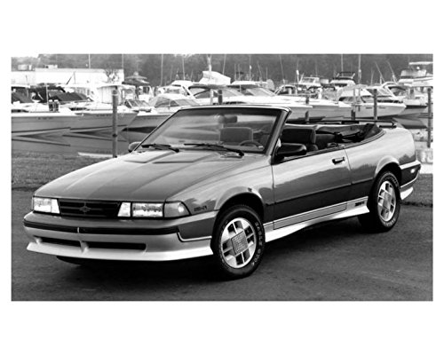 Amazon com: 1988 Chevrolet Cavalier Z24 Convertible Factory