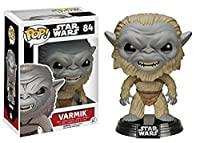 New Funko POP Star Wars Episode VII Varmik #84 Vinyl Bobble Head Figure