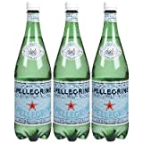Image of Bulk Save San Pellegrino Water Mineral 12 to 48 packs each 33.8OZ