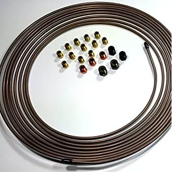 Amazon com: 25 Ft  Roll/Coil of 3/16