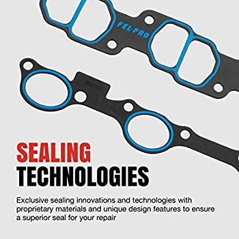 Fel-Pro MS 92121-3 Intake Gasket Set For Ford Lincoln Mercury