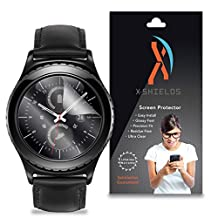 XShields© (5-Pack) Screen Protectors for Samsung Gear S2 Classic (Ultra Clear)