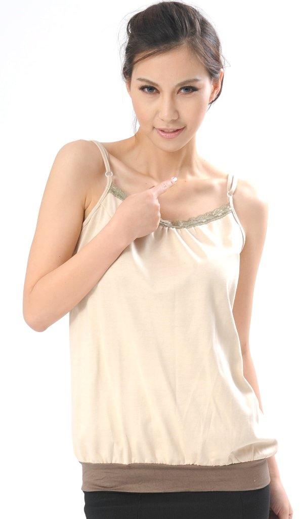 Maternity Cotton Camisole Anti Radiation Protection Baby Shield Clothes 8920138