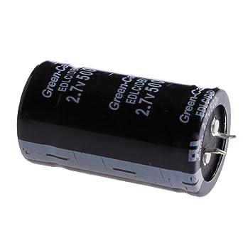 1PCs Farad Capacitor 2 7V 500F 35 * 60MM Super Capacitor