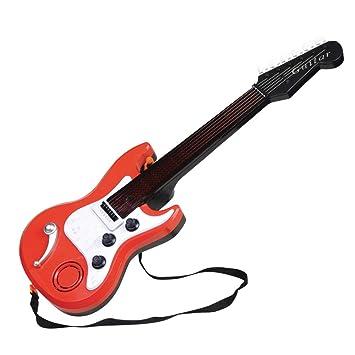 Grandi Giochi - Guitarra electrónica (61 cm) [Importado de Italia ...
