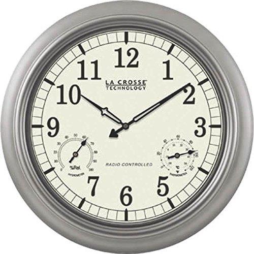 Crosse Quartz Indoor Outdoor Clock product image